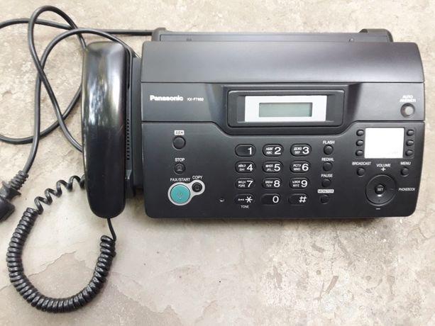 Panasonic KX-FT932 Факсимильный аппарат