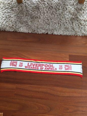 Szalik Liverpool 1980's