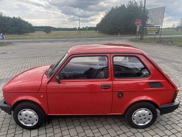 Fiat 126p maly przebieg stan fabryczny IDEALNY.
