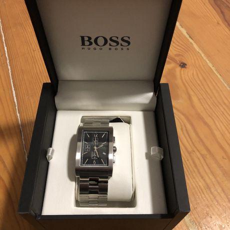 Relógio Hugo Boss Cronografo Novo na caixa com etiqueta