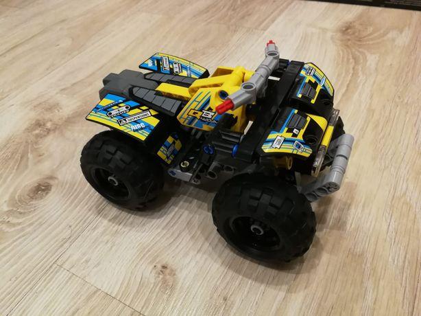 Klocki LEGO Quad