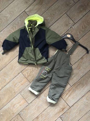 Зимова куртка 80-86см
