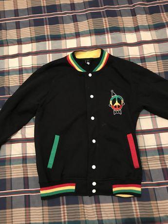 Casaco baseball reggae Mydream