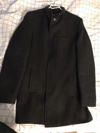 Płaszcz męski zimowy