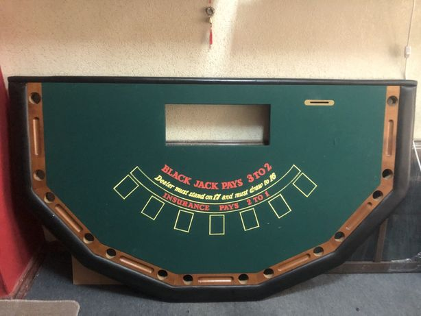 Стол для покера покерный blackjack