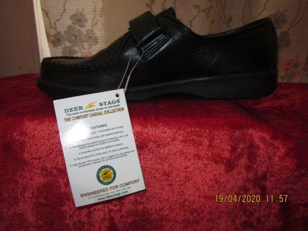 Взуття чоловіче,Мужская обувь.Натуральная кожа.Сделано-в США.42 размер