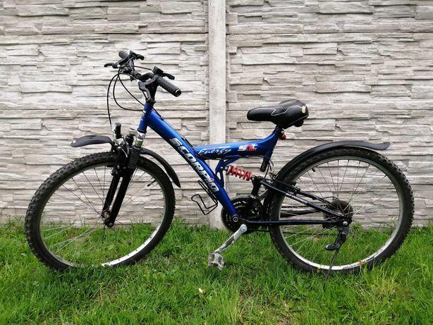 Rower Góral niebieski