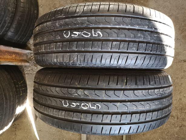 Opony letnie 225/60/17 Pirelli 2szt 6,2mm