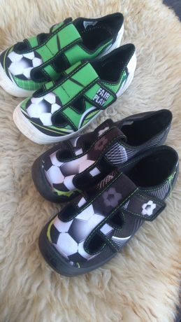 Buty szmaciaki dla chłopca rozmiar 35
