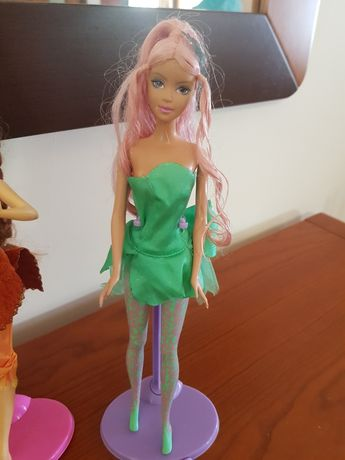 Fadas, Barbie e Sininho Disney