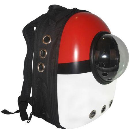 """Косморюкзак """"Покемон"""", рюкзак для кошек и собак, с иллюминатором"""