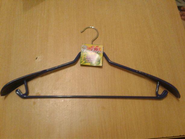 Вешалка (тремпель, плечики) Fаshion Paris металлическая прорезиненная.