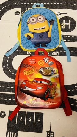Plecak Zygzak Minionki dla przesszkolaka, do zerowki.