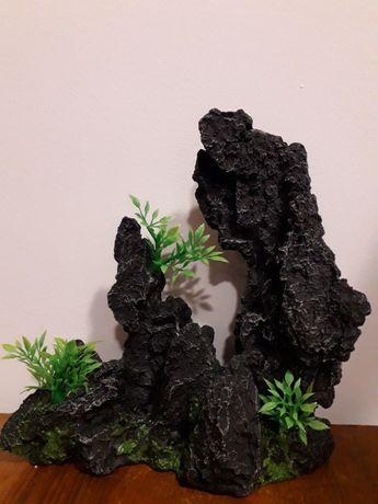 Ozdoba do akwarium. Sztuczna skała .