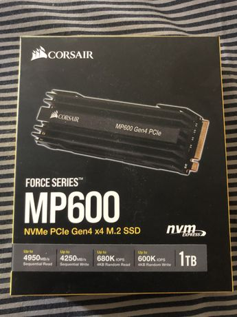 SSD 1Tb Corsair MP600