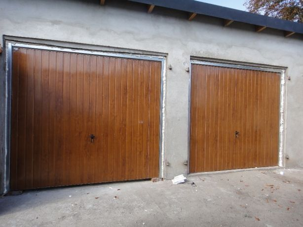 Brama garażowa do muru od PRODUCENTA Bramy garażowe Bramy uchylne