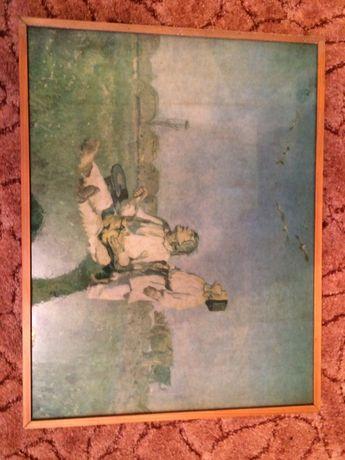 Obraz Bociany