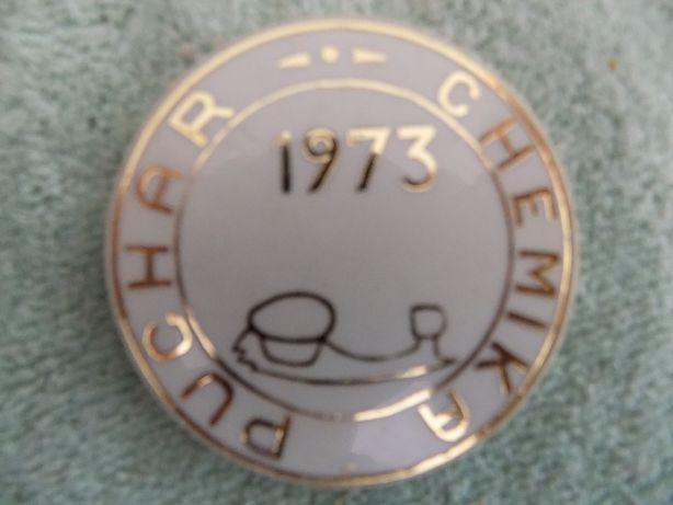 Odznaka - UNIA OŚWIĘCIM - 1973r.