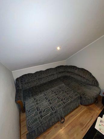 Narożnik wersalka łóżko