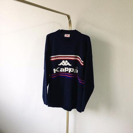 Винтажный свитер Kappa