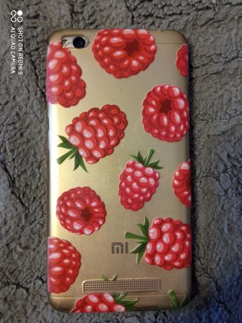 Etui na telefon Xiaomi redmi 4A+ szkło hartowane