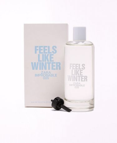 ZARA Feels like winter, 120 ml