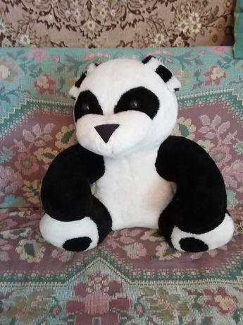 детские игрушки (собачка, енот, панда)