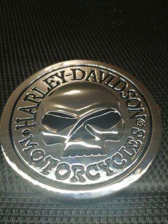 Emblemat z metalu Harley Davidson
