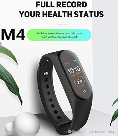 Smart band M4 , smartwatch , opaska sportowa, fit