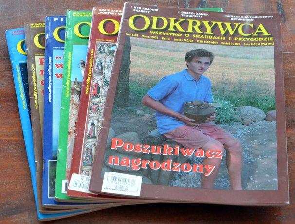 Magazyn ODKRYWCA - rocznik 2003