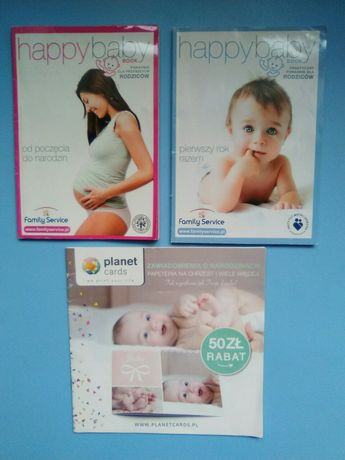 Książki-ciąża, pierwsze dni z maluszkiem, karmienie, szczepienia