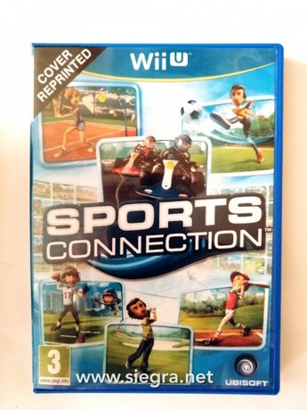 Sports Connection Nintendo Wii U