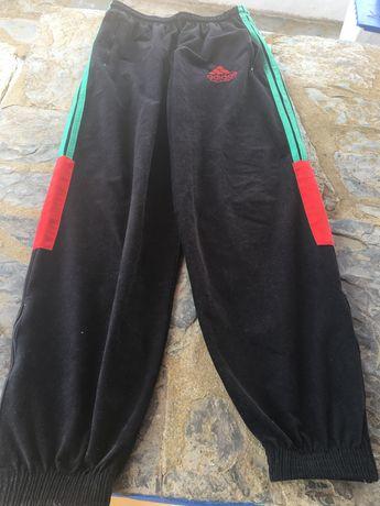 Calças fato treino vintage Adidas