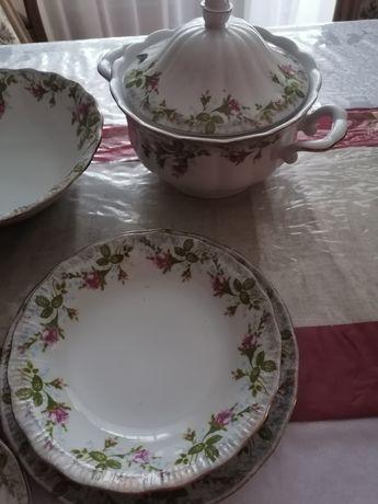 Serwis obiadowy porcelana