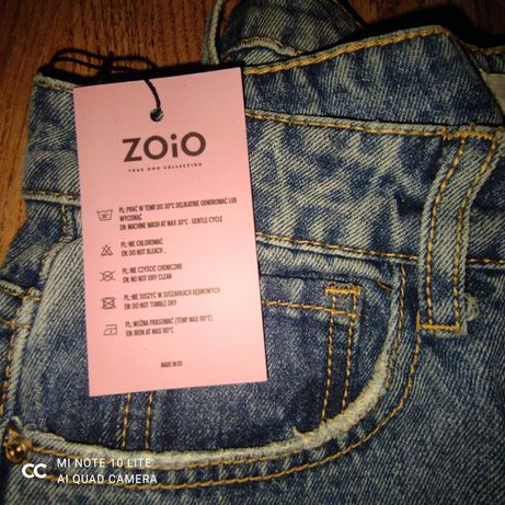 Spodnie damskie rozmiar 38