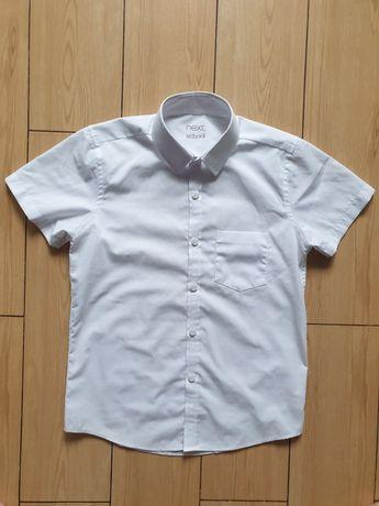 Рубашка в школу, белая, школьная Next