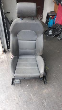 Fotel kierowcy audi a6 c6 lewy przód przedni