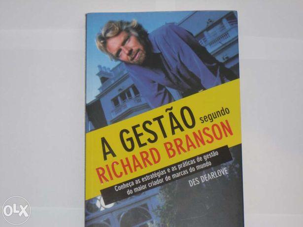 Richard brandson- a gestão segundo richard brandson