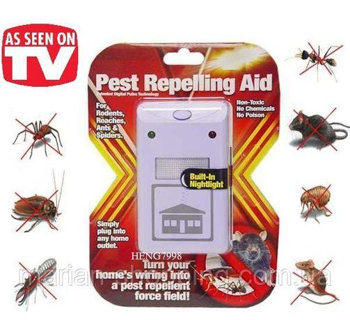 Відлякувач Тарганів, Гризунів Комах Riddex Pest Repelling Aid