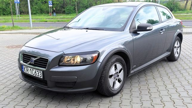 Volvo C30 1,6 HDI bardzo zadbane klimatronik 2007r Zamiana