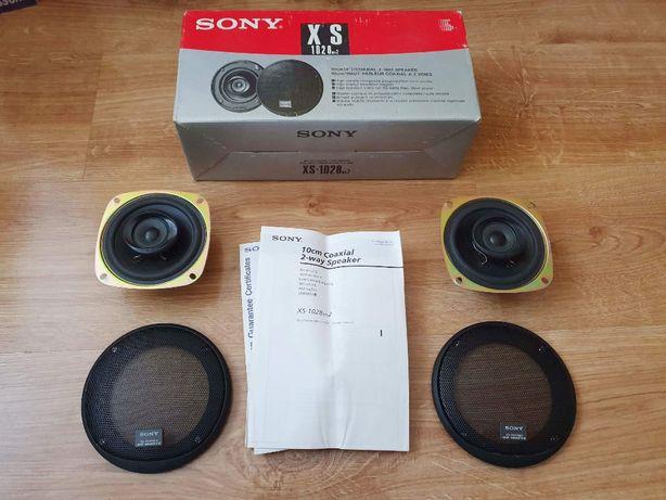 Głośniki samochodowe SONY SX 1028 mk2 10cm 60W dwudrożne
