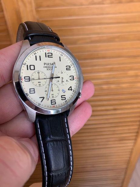 Zegarek Pulsar chronograph 100m jak Nowy