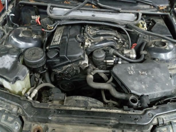 Мотор н42 по запчастинам