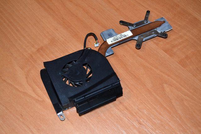 Система охлаждения и вентилятор, кулер для ноутбука HP Pavilion DV6500
