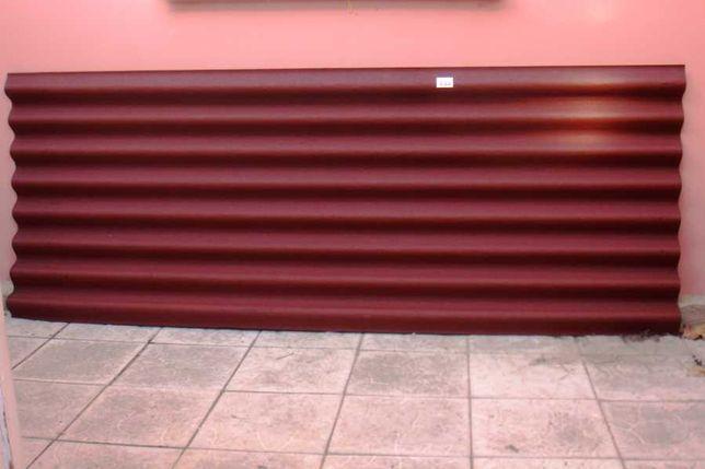 Ондулин красный 2000х760
