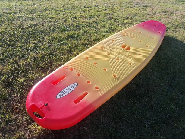 SUP- Stand Up Paddle | S2P - Green Tech Kayaks