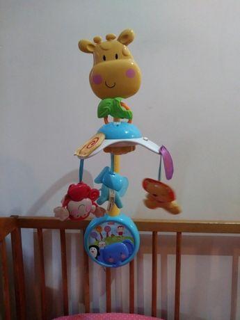 Karuzela,zabawka nad łóżeczko marki Phiser Price