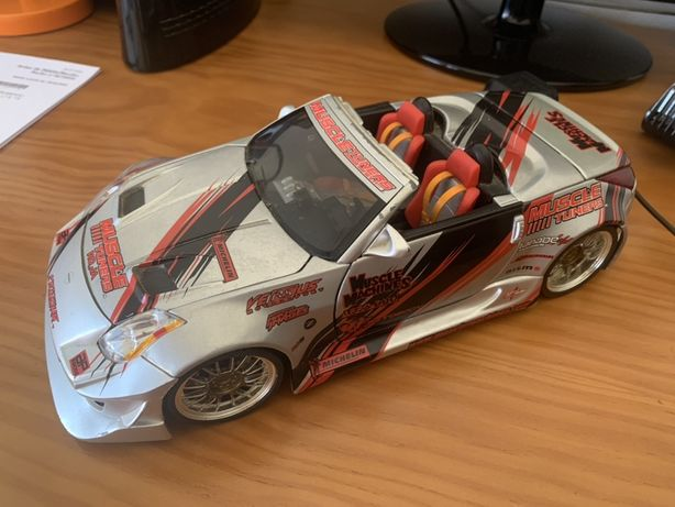 Muscle Machines - Nissan '04 350Z Street Racer (Muscle Tuners)