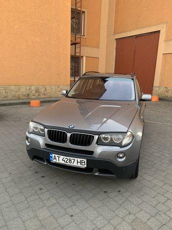 BMW X3 2008 2.0 diesel