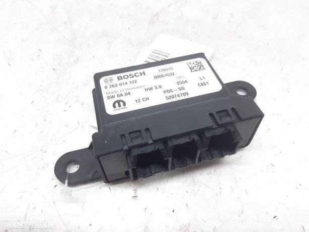 52074709 Módulo eletrónico JEEP RENEGADE SUV (BU, B1) 1.6 CRD 552 60 384